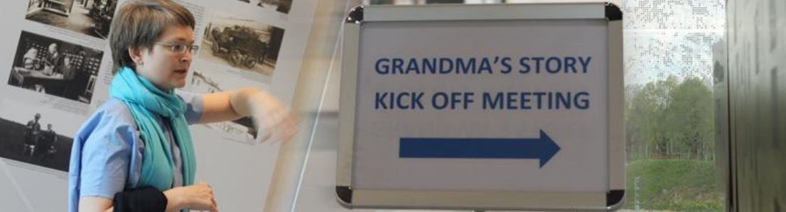Grandmas Story Kick Off Meeting
