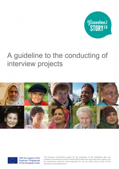 A Guideline to the conducting of interview projects
