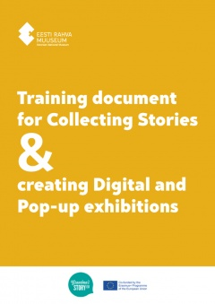 Collecting Stories & Creating Digital and Pop-up exhibitions